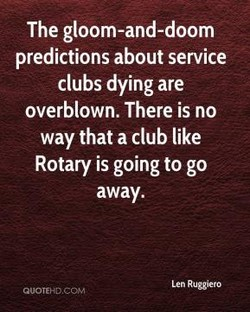 The gloom-and-doom 