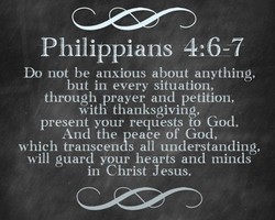 Philippians 426=7 