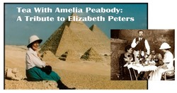 Tea With Amelia Peabody: 
