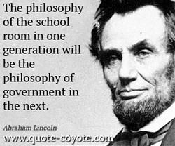 The philosophy 