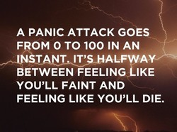 A PANIC ATTACK GOE 