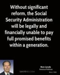 Without significant 