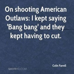 On shooting American 