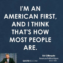 I'M AN 
