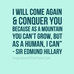 I WILL COME AGAIN 