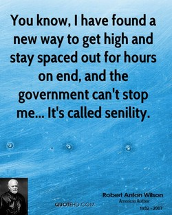 You know, I have found a 