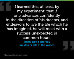 I learned this, at least, by 