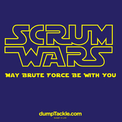 MAY BRUTE FORCE BE WITH YOU 