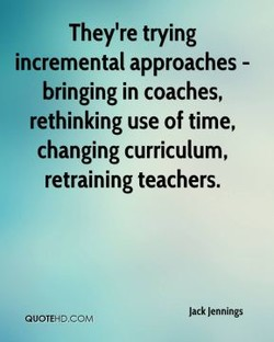 They're trying 