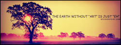 THE EARTH WITHOUT