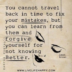 You cannot travel 