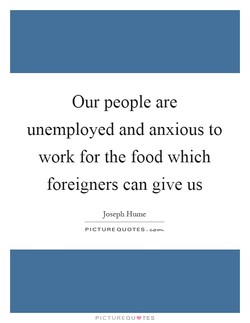 Our people are 