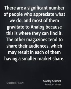 There are a significant number 