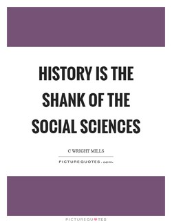 HISTORY IS THE 