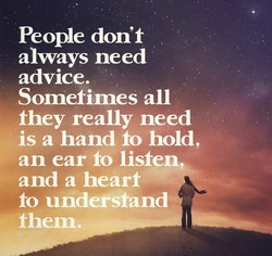People don't 