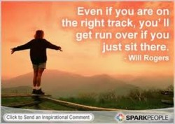 Even if you are on 