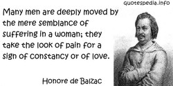 Many men are deeply moved by 