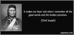 It makes my heart sick when I remember all the 