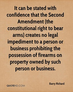 It can be stated with 