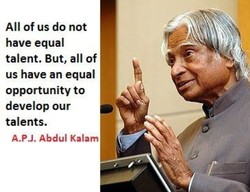 All of us do not 