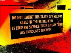 DO NOT LAMENTTHE OR 