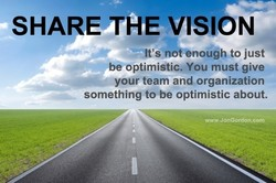 SHARE•THE VISION 