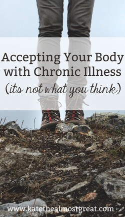 Accepting Your Body 