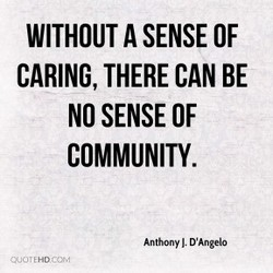 WITHOUT A SENSE OF 