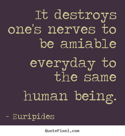 It destroys 