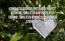 DISORDER S PERFECT 