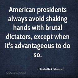 American presidents 