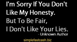 I'm Sorry If You Don't 