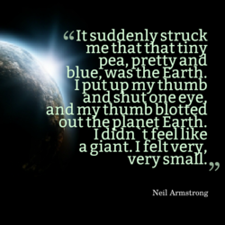 It suddenlv struck 