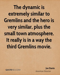 The dynamic is 