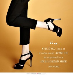 STILETTO, I look at 