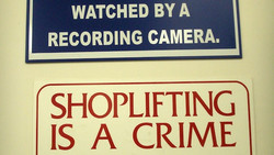 WATCHED BY A 