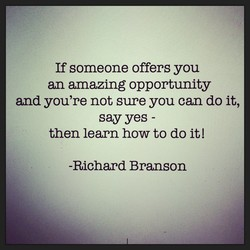 If someone offers you 