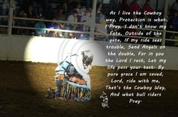 as I live the Cowboy 