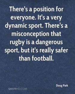 There's a position for 