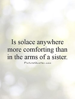 Is solace anywhere 