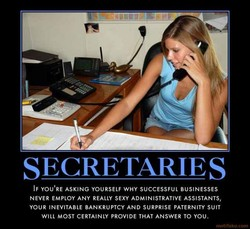 SECRETARIES 