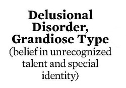 Delusional 