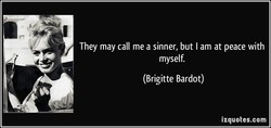 They may call me a sinner, but I am at peace with 