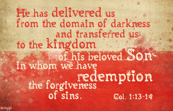 Rehas delivered us 