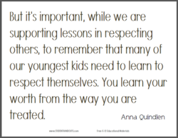 But it's important, while we are 