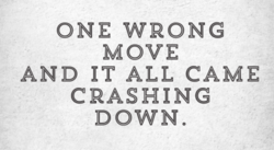 ONE WRONG 