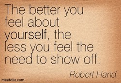 The better you 
