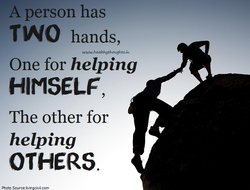 A person has 