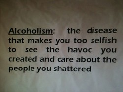 Alcoholism: the disease 