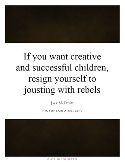 If you want creative 
